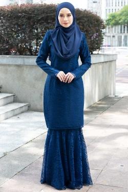 AMELEEN - NAVY BLUE